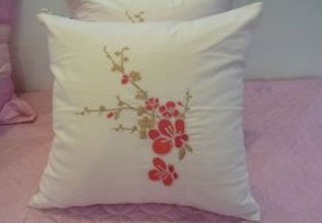 Hand embrodiery Pillows
