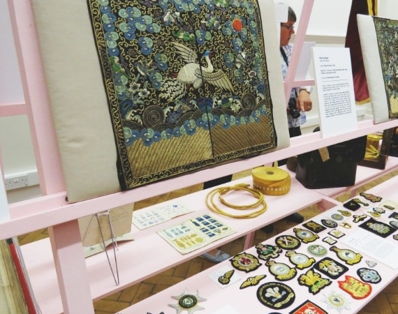 Embroidery Exhibition in London