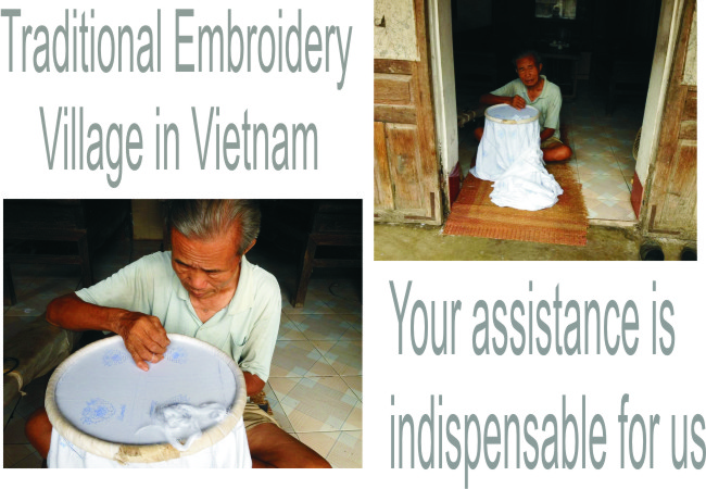 Embroidery Viet Nam