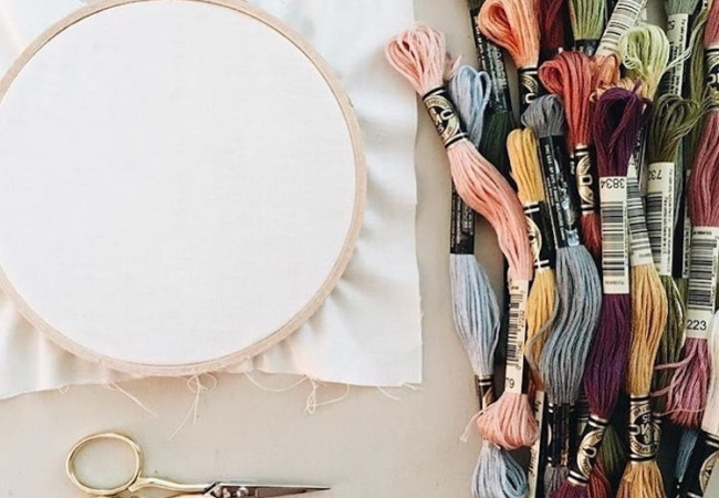 Everything You Need to Start embroidery
