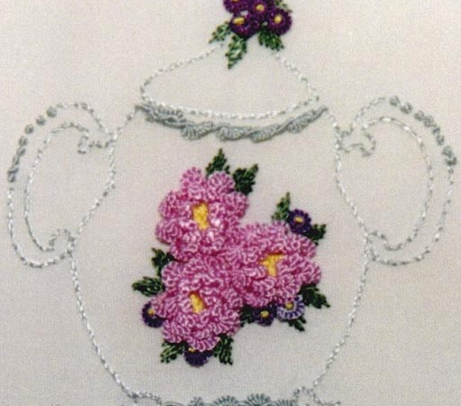 Embroidery Patterns From Around the World