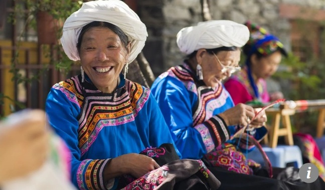 Can ancient skill of embroidery help alleviate poverty in a remote area of China?