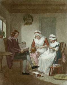 The Importance of Needlework with Women